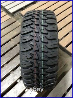 1 Haida MT HD868 TIRE LT35x12.50R24 R24 35125024 Mud Champ 10 ply Load Range E