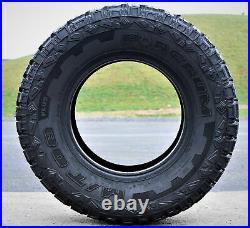 2 New Forceum M/T 08 Plus LT 235/70R16 Load C 6 Ply MT Mud Tires