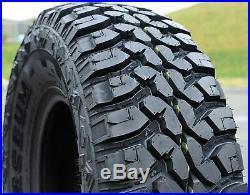 2 New Forceum M/T 08 Plus LT 265/75R16 Load E 10 Ply MT Mud Tires