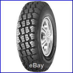 2 New Haida HD818 LT 215/75R14 Load D 8 Ply MT M/T Mud Tires