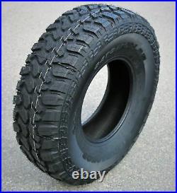 2 New Lanvigator Catchfors M/T LT 35X12.50R15 Load C 6 Ply MT Mud Tires