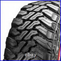 2 Tires Accelera M/T-01 LT 35X12.50R18 Load 10 Ply MT Mud