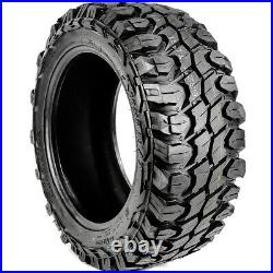 2 Tires Gladiator X-Comp M/T LT 35X12.50R17 Load E 10 Ply MT Mud