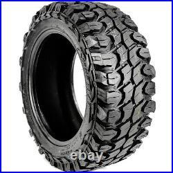 2 Tires Gladiator X-Comp M/T LT 37X13.50R22 Load F 12 Ply MT Mud