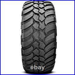4 AMP Mud Terrain Attack M/T A LT 33X12.50R22 Load E 10 Ply MT Mud Tires