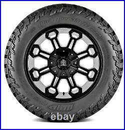 4 AMP Mud Terrain Attack M/T A LT 35X13.50R24 Load E 10 Ply MT Mud Tires