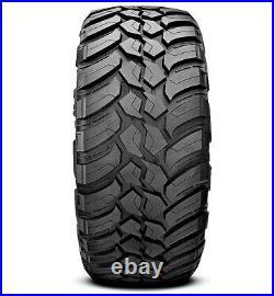 4 AMP Mud Terrain Attack M/T A LT 37X13.50R24 Load E 10 Ply MT Mud Tires