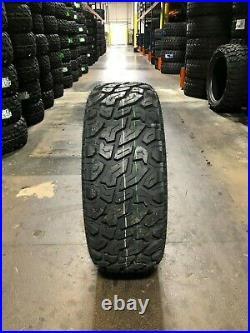 4 APlus A939 MT Tires LT37x12.50R22 37125022 New 10ply Mud Terrain Load Range E