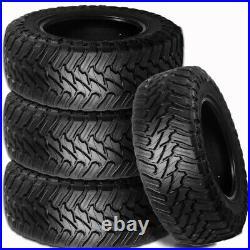 4 Atturo Trail Blade M/T 33X12.50R18 118Q Mud Tires, 10 Ply, Load R, Off Road