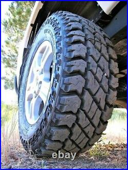 4 Cooper Discoverer S/T Maxx LT 265/70R16 Load E 10 Ply MT M/T Mud Tires