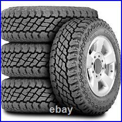 4 Cooper Discoverer S/T Maxx LT 35X12.50R15 Load C 6 Ply MT M/T Mud Tires