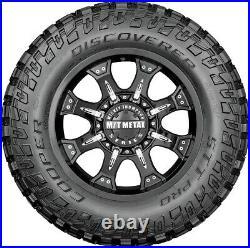 4 Cooper Discoverer STT Pro LT 275/65R20 126/123Q Load E 10 Ply MT M/T Mud Tires