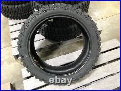 4 HAIDA MT HD868 TIRES LT33x12.50R22 R22 33125022 Mud Champ 10ply Load Range E