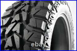 (4) NEW 285/60R20 Versatyre MXT HD Mud Tires Load F 12 Ply MT