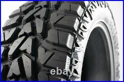 (4) NEW 35X12.50R20 Versatyre MXT HD Mud Tires Load 125F 12PLY