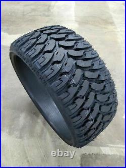 (4) NEW 35x13.50R26 Comforser CF3000 Mud Tires Load E 10 Ply MT