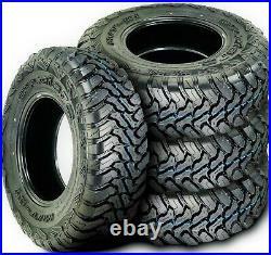 4 New Accelera M/T-01 LT 315/75R16 Load E 10 Ply MT Mud Tires