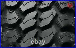 4 New Achilles Desert Hawk X-MT LT 305/70R17 119/116Q Mud Tires 8 Ply D Load M/T