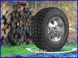 4 New Achilles Desert Hawk XMT LT 37X12.50R17 Load D 8 Ply M/T Mud Tires