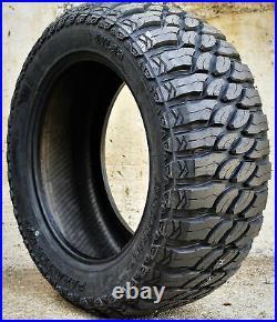 4 New Atlas Paraller M/T LT 285/55R20 Load E 10 Ply MT Mud Tires
