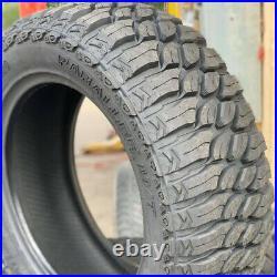4 New Atlas Paraller M/T LT 305/70R18 Load E 10 Ply MT Mud Tires