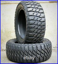 4 New Atlas Paraller M/T LT 33X12.50R20 Load E 10 Ply MT Mud Tires