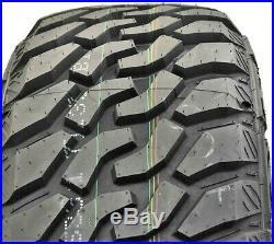 4 New Atlas Tire Priva M/T LT 33X12.50R20 Load E 10 Ply MT Mud Tires