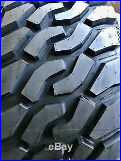4 New Atlas Tire Priva M/T LT 35X12.50R18 Load E 10 Ply MT Mud Tires