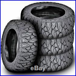 4 New Atturo Trail Blade Boss LT 325/60R20 Load E 10 Ply M/T Mud Tires