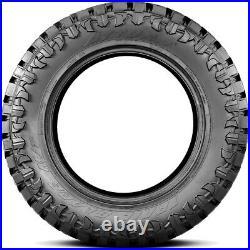4 New Atturo Trail Blade M/T LT 285/75R16 126/123Q Load E 10 Ply MT Mud Tires