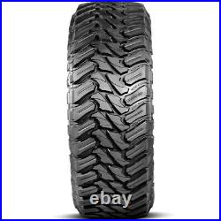 4 New Atturo Trail Blade M/T LT 37X13.50R22 Load E 10 Ply MT Mud Tires