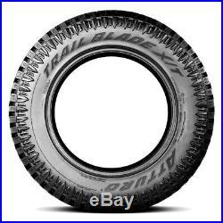 4 New Atturo Trail Blade X/T LT 33X12.50R20 114Q Load E 10 Ply MT Mud Tires