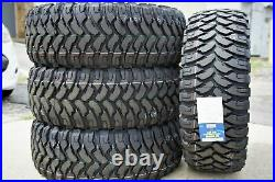 4 New Comforser CF3000 LT 37X13.50R24 Load E 10 Ply MT M/T Mud Tires