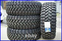 4 New Comforser CF3000 LT 37X13.50R26 Load E 10 Ply MT M/T Mud Tires
