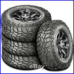 4 New Cooper Discoverer STT Pro LT 275/70R18 Load E 10 Ply M/T Mud Tires