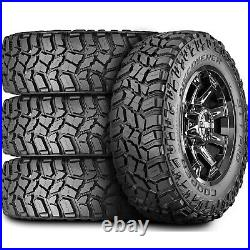 4 New Cooper Discoverer STT Pro LT 305/55R20 Load F 12 Ply MT M/T Mud Tires