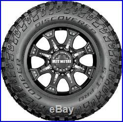 4 New Cooper Discoverer STT Pro LT 305/65R17 Load E 10 Ply M/T Mud Tires
