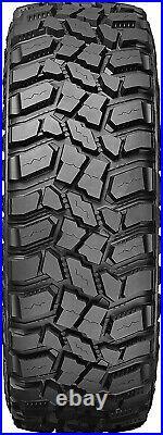 4 New Cooper Discoverer STT Pro LT 37X12.50R20 Load E 10 Ply MT M/T Mud Tires