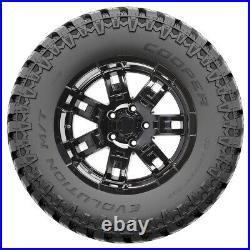 4 New Cooper Evolution M/T LT 35X12.50R20 Load E 10 Ply MT Mud Tires