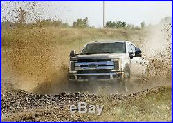 4 New Crosswind M/T LT 33X12.50R18 Load E 10 Ply MT Mud Tires