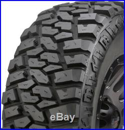 4 New Dick Cepek Extreme Country LT 285/75R16 Load E 10 Ply M/T Mud Tires
