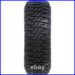 4 New Federal Xplora M/T LT 285/70R17 Load E 10 Ply MT Mud Tires