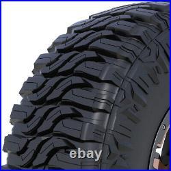 4 New Federal Xplora M/T LT 285/70R18 Load E 10 Ply MT Mud Tires