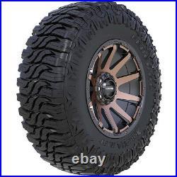 4 New Federal Xplora M/T LT 35X12.50R17 Load E 10 Ply MT Mud Tires