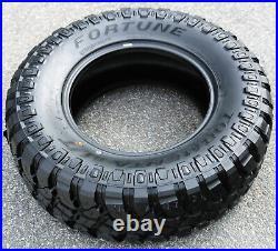 4 New Fortune Tormenta M/T FSR310 LT 245/75R16 Load E 10 Ply MT Mud Tires