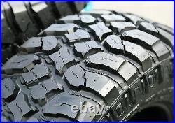 4 New Fortune Tormenta M/T FSR310 LT 285/75R16 Load E 10 Ply MT Mud Tires