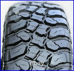4 New Fortune Tormenta M/T FSR310 LT 33X12.50R18 Load E 10 Ply MT Mud Tires