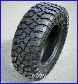 4 New Fortune Tormenta M/T FSR310 LT 37X13.50R20 Load E 10 Ply MT Mud Tires