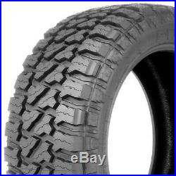 4 New Fury Country Hunter M/T LT 35X13.50R22 Load F 12 Ply MT Mud Tires