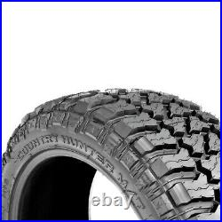 4 New Fury Country Hunter M/T LT 35X15.50R22 Load F 12 Ply MT Mud Tires